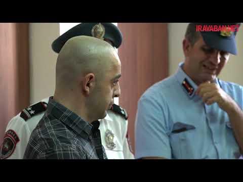 Սերժ Սարգսյանի եղբորորդին՝ Հայկ Սարգսյանը պատասխանում է դատավորի հարցերին