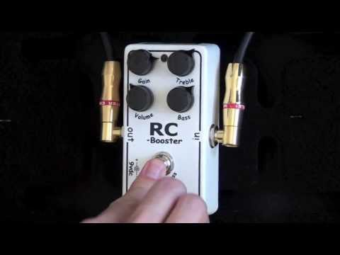 Xotic Effects RC Booster Review - BestGuitarEffects.com