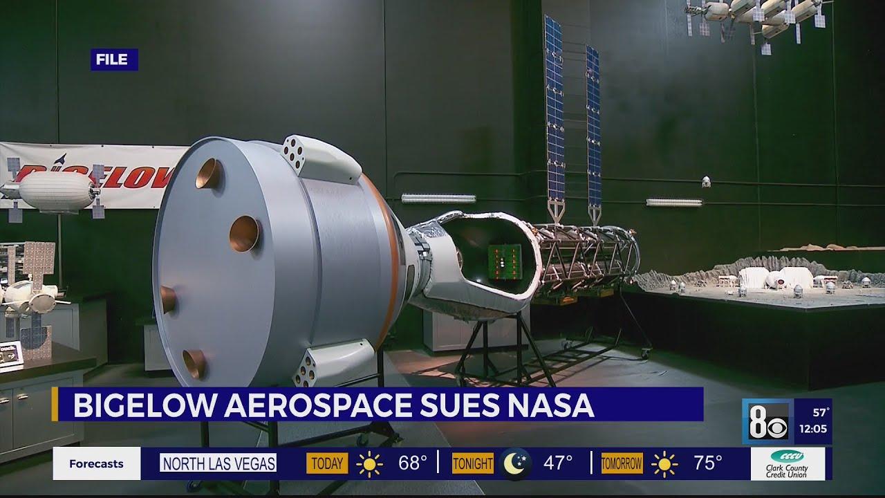 Download Bigelow Aerospace files $1.05 mil lawsuit against NASA