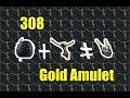 Chance Gold Amulet, Bisco   ШАНСИМ БИСКО АМУЛЕТ