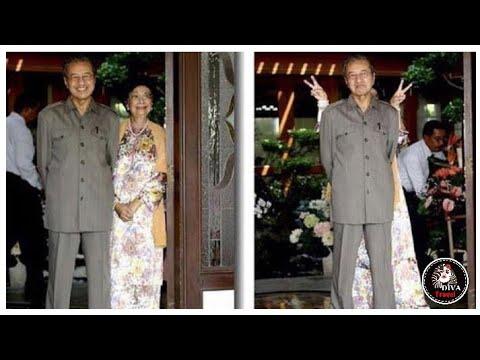 Koleksi sweet besemut Tun Dr Mahathir dan Tun Dr Siti Hasmah