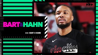 Who does Damian Lillard need to recruit to help the Blazers compete for a title?   Bart and Hahn