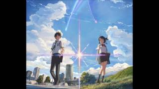 Makoto Shinkai - Kimi No Na Wa / Your Name SOUNDTRACK (Ost Music By Radwimps)