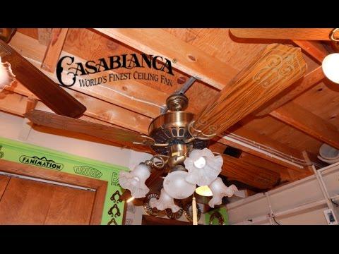 1980 Casablanca Zephyr 132 Cm 52 Ceiling Fan Doovi