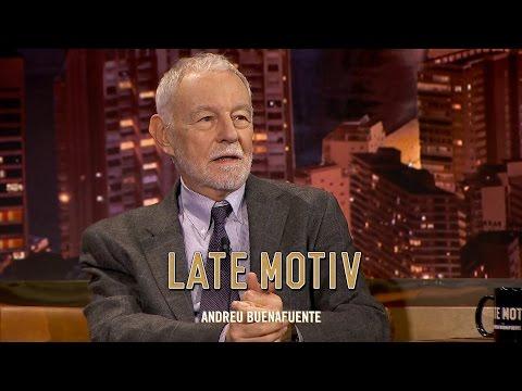 LATE MOTIV - Eduardo Mendoza. Escritor y prodigio | #LateMotivNavidad