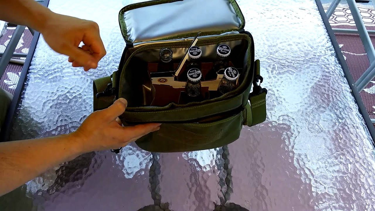 Maxpedition Chowdown Personal Cooler Review