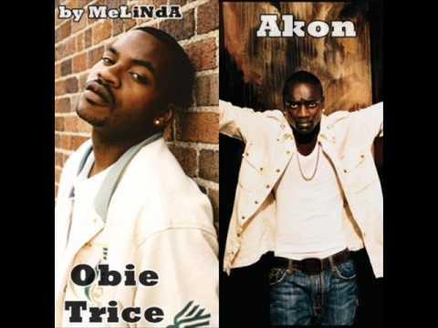 Obie Trice Feat.Akon - Snitch With Lyrics