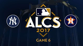 Verlander, Altuve help Astros force Game 7: 10/20/17