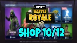 Today's SHOP 10 DECEMBER on FORTNITE: skin RANGER NATALIZIO and OPERATION ZABAIONE and TIME FROM MIMI