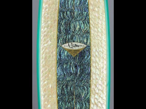 Renny Yater Kevin Ancell Mother of Pearl Abalone Pintail