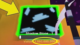 I GOT 1 BILLION MONEY ON THIS ORE IN MINING SIMULATOR-ROBLOX