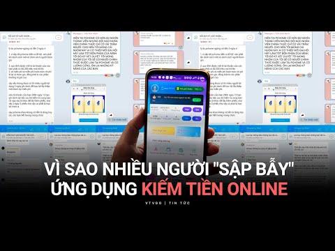 Vì sao nhiều người dễ 'sập bẫy' các ứng dụng kiếm tiền online
