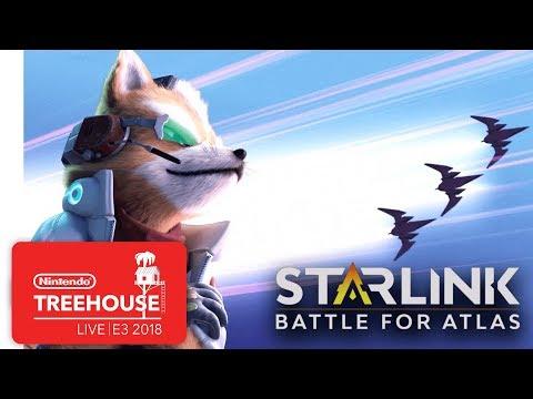 Starlink: Battle for Atlas Gameplay - Nintendo Treehouse: Live   E3 2018