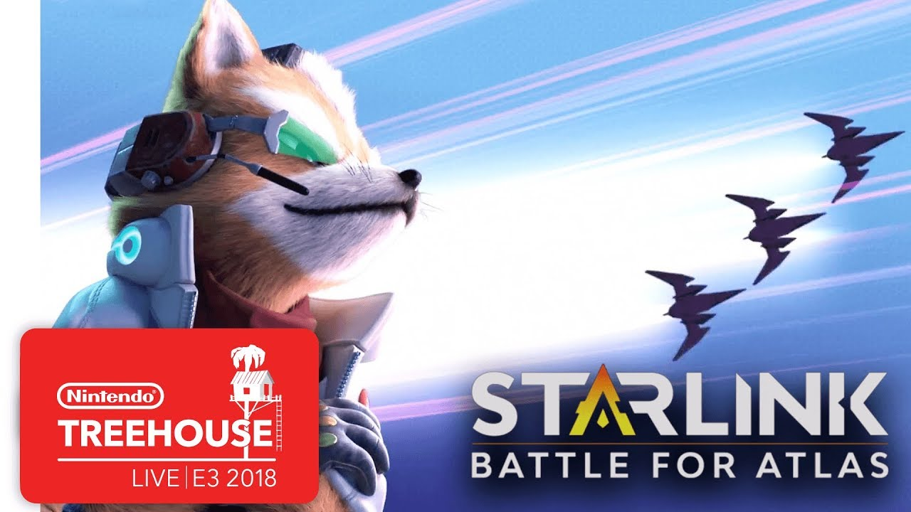Starlink: Battle for Atlas Gameplay - Nintendo Treehouse: Live | E3 2018