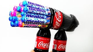 8 AWESOME COCA COLA TRICKS!