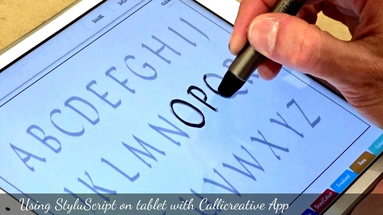 write on handwriting app for tablet