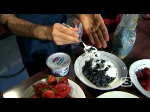 Try Dr. Oz's Healthy Drink