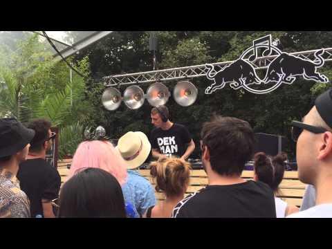 Palms Trax @ Dekmantel Festival 2015 - Axel Boman - Nokturn (Grand Finale)