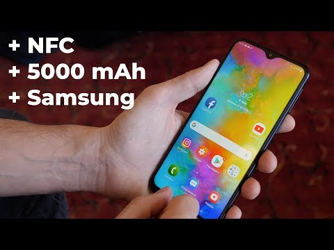 Обзор Samsung Galaxy M20 / ОН ПРИШЕЛ ЗА ТВОИМ XIAOMI