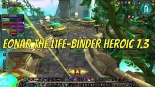 Antorus the Burning Throne Raid - Eonar the Life-Binder Heroic Patch 7.3