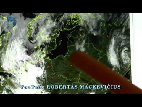 Ka pridarė Lietuviai, arba ...kodėl valdžia bijo gero oro..?