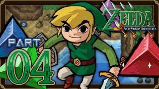 The Legend of Zelda: Four Swords Adventures - Part 4 - The Coast