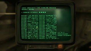 Как правильно взламывать терминал в Fallout