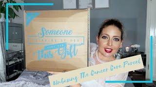 UNBOXING THE CANCER CARE PARCEL - Tanya Louise
