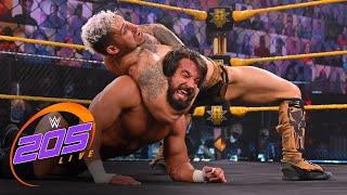 Asher Hale vs. Tony Nese: WWE 205 Live, May 28, 2021