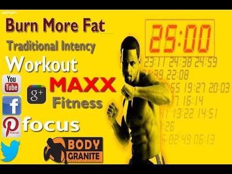Burn More Fat Maxx Fitness, Fat Burning Cardio Workout, Exercise to Reduce Tummy, Fitness