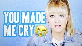 TRY NOT TO CRY CHALLENGE! :(