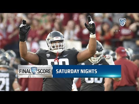 Highlights: No. 25 Washington State football upends No. 12 Oregon