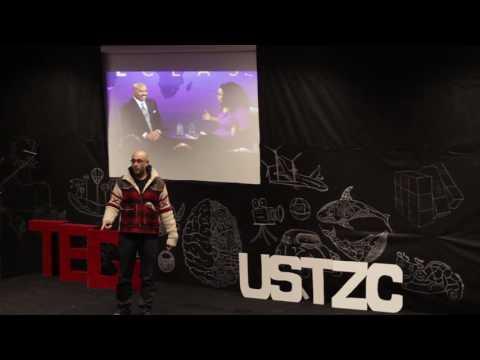 The One Call You Can't Miss | Mohamed Hisham | TEDxUSTZC