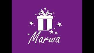 Joyeux Anniversaire Marwa عيد ميلاد سعيد