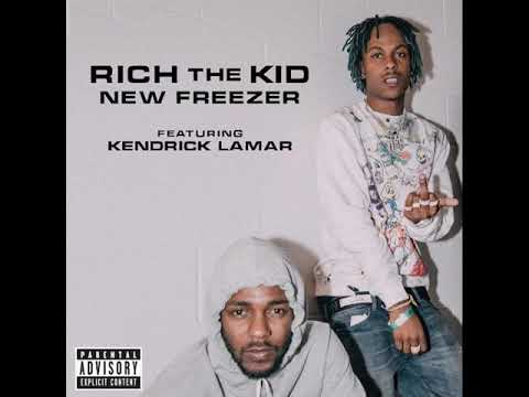 Rich The Kid - New Freezer Ft. Kendrick Lamar [MP3 Free Download]