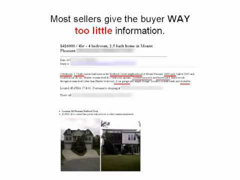 """How To """"For Sale By Owner"""" (FSBO)"""