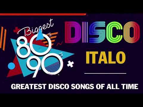 Best Of Disco 80s 90s Mix | Popular Italo - Euro Disco songs 2019