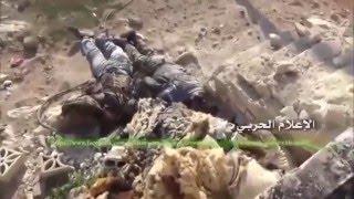 ЖЕСТЬ в СИРИИ! Сирийская армия и ХЕЗБОЛЛА УНЧИТОЖАЮТ ИГИЛ - Army and HEZBOLLAH vs ISIS