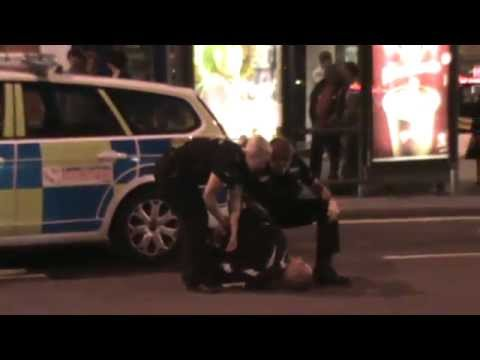 The Nottingham Riots - Short Film