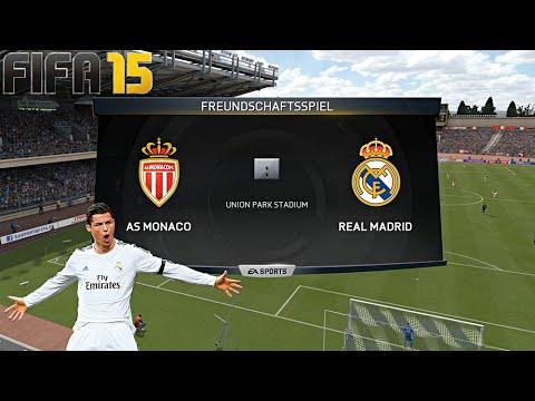 FIFA 15 - Real Madrid CF gegen AS Monaco (2.Testspiel) ◄REA #04►