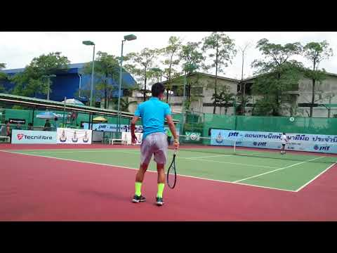 Hitachi Hu - College Tennis Recruiting Video