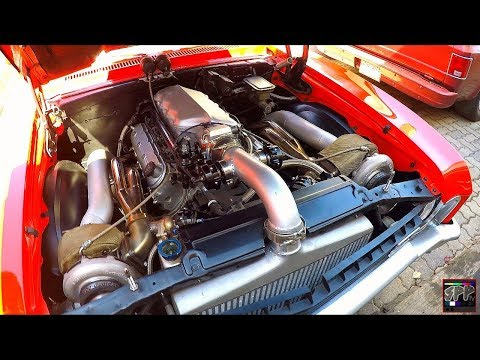 TWIN TURBO LS STREETCAR FIRST DAY OUT + S10 Budget Build Update | High HP Chevy Nova Cruising