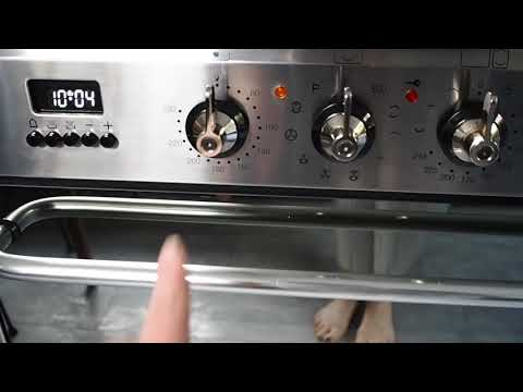 Review for Smeg CG92PX9 90cm Dual Fuel Range Cooker - Stainless Steel