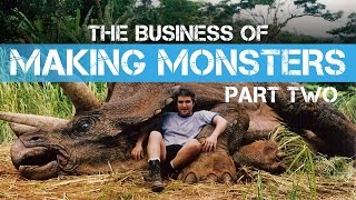 The Business of Making Monsters - Part 2 - PREVIEW