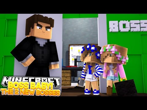 INTRODUCING THE TWO NEW BABIES!! (Boss Baby) w/Little Carly and Little Kelly (Custom Roleplay)