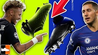 New Nike Boots for Neymar, Hazard & Ronaldo Always Forward!