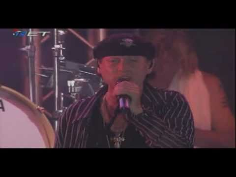 Scorpions-Holiday (Live In Athens Greece 2005)