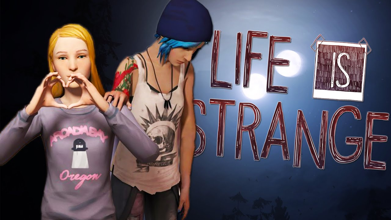 THE WORLD IS ENDING | Life Is Strange: Episode 4 (Dark Room)