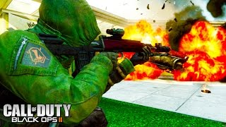 Call Of Duty Black Ops 2 LiveStream! - The KILLING FLOOR - The Road To Black Ops 3