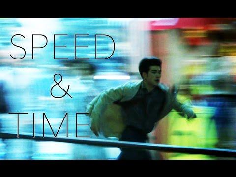 Wong Kar Wai's Chungking Express - Speed and Time
